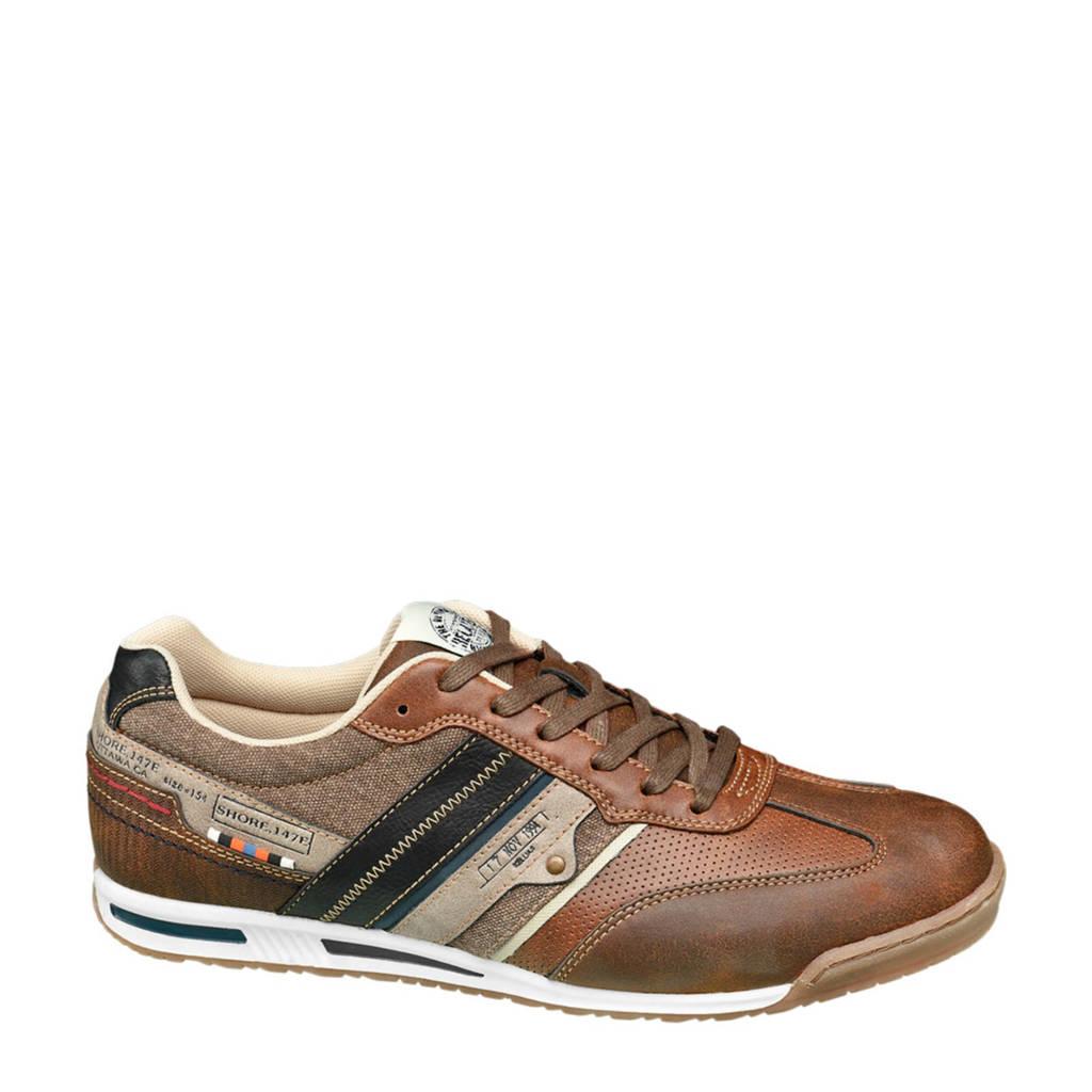 Memphis One   sneakers bruin, Bruin