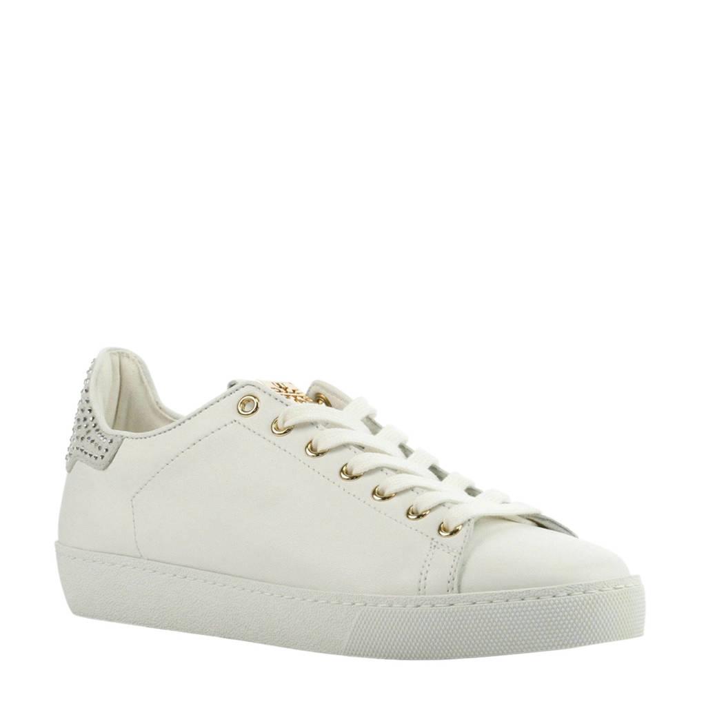 Högl  leren sneakers wit, Wit
