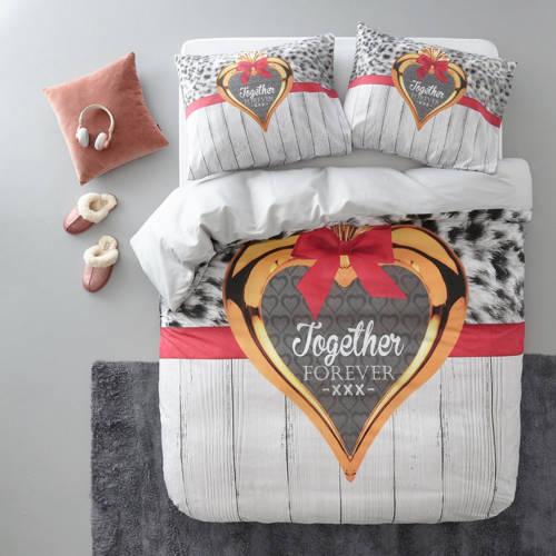 Sleeptime katoenen dekbedovertrek 2 persoons kopen