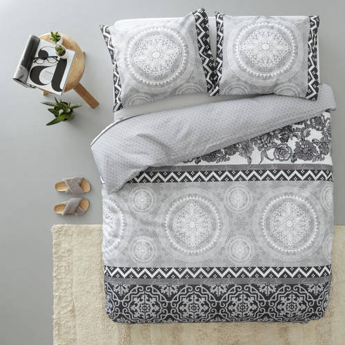 Sleeptime katoenen dekbedovertrek lits-jumeaux kopen