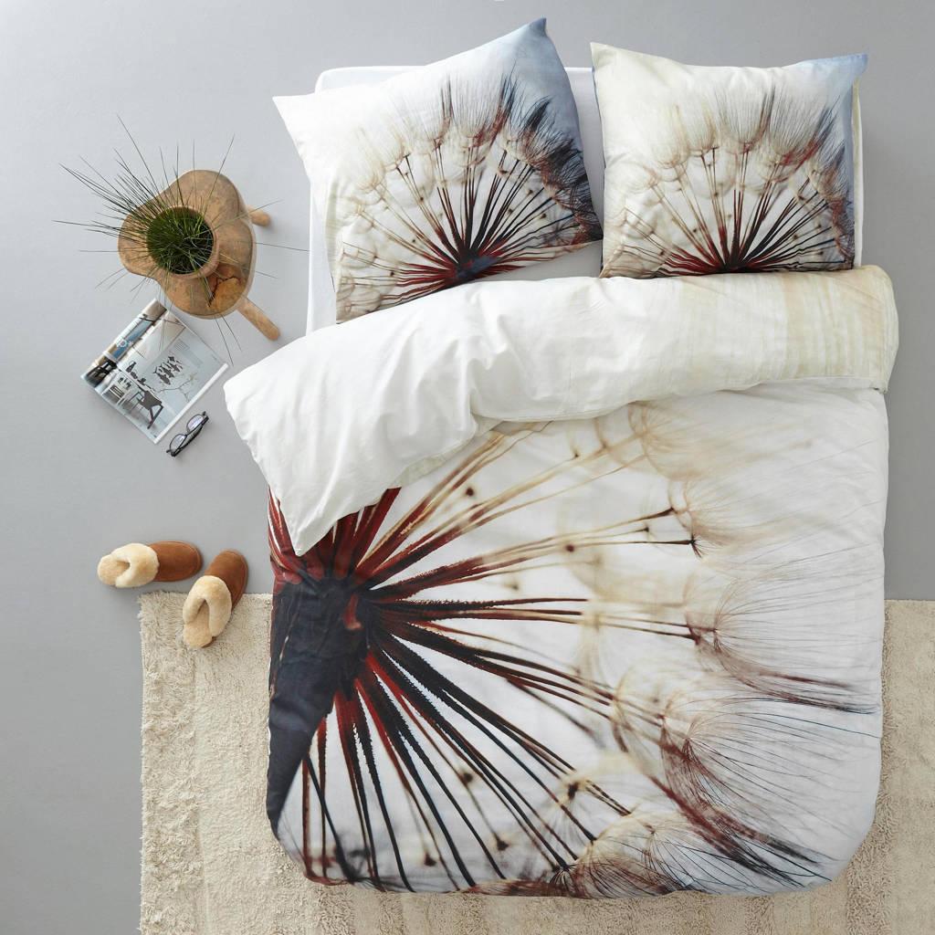 Good Morning katoenen dekbedovertrek lits-jumeaux, Lits-jumeaux (240 cm breed)