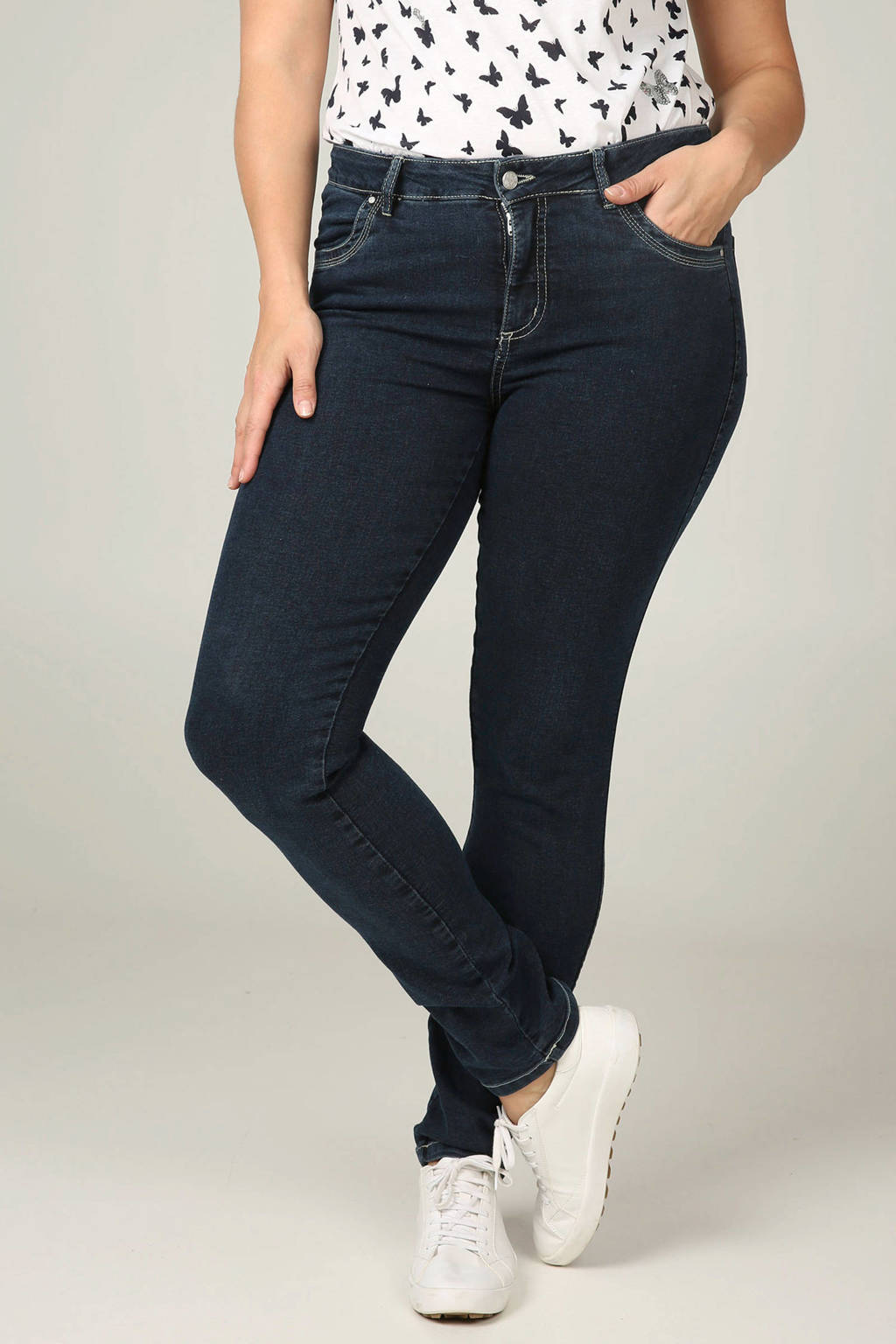 Paprika slim fit jeans denim, Denim