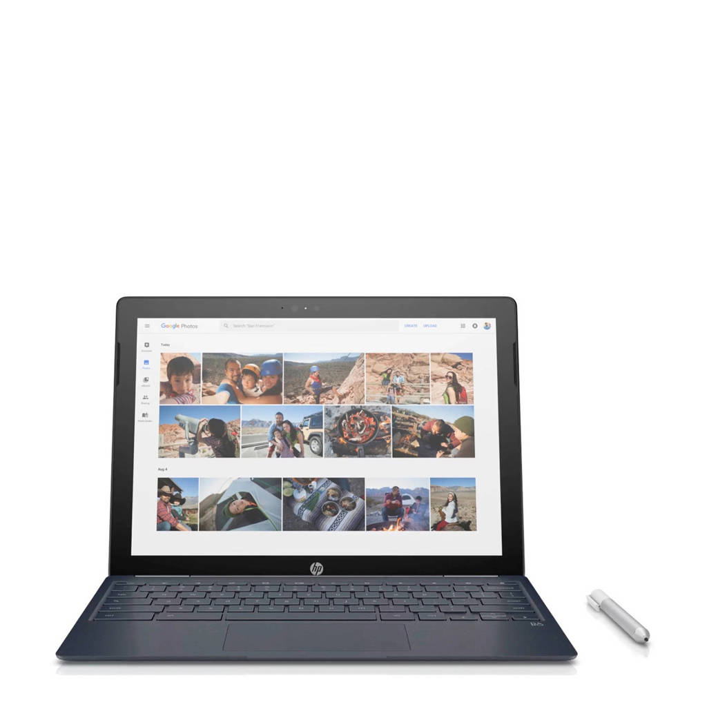 HP  12.3 inch  chromebook, -