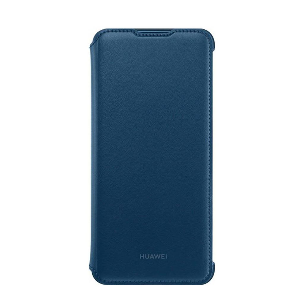 Huawei P Smart (2019) flipcover, Blauw