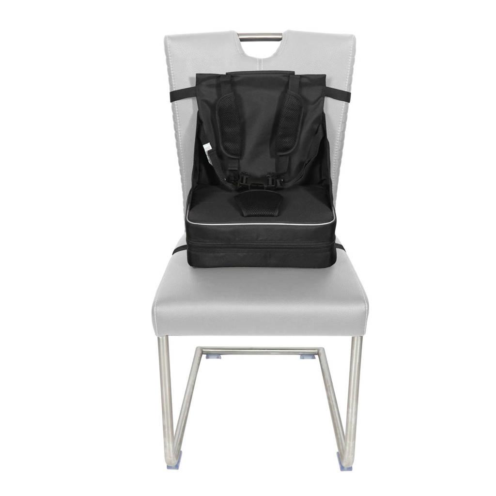 Topmark stoelverhoger, Zwart