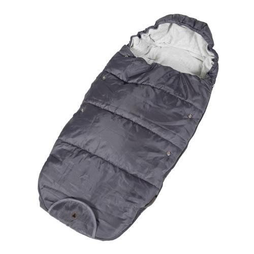 Topmark voetenzak grijs kopen