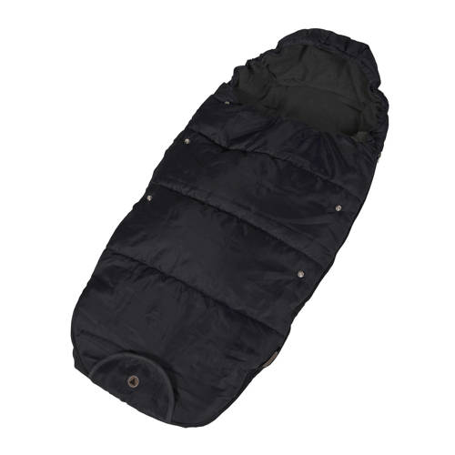 Topmark voetenzak zwart kopen