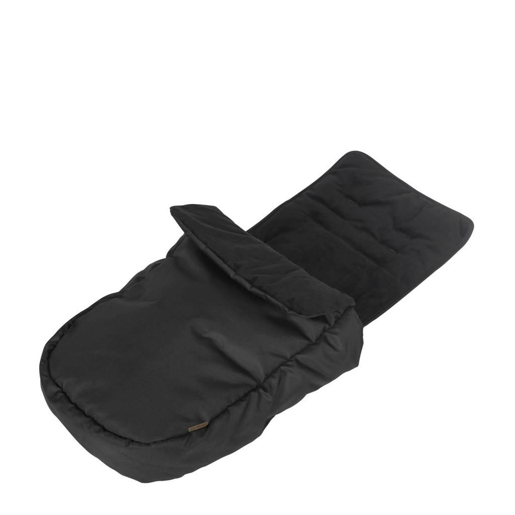 Topmark voetenzak zwart, Zwart