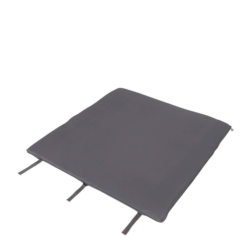 Topmark matras voor campingbed/box Parker, Grijs