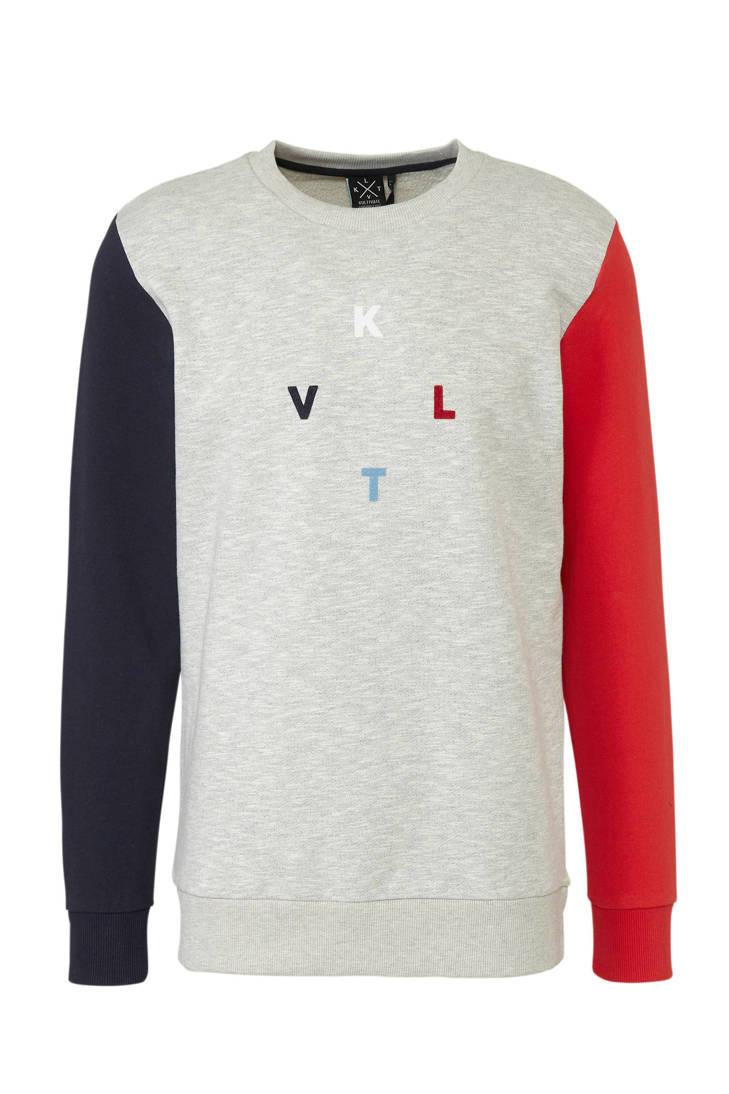 gemêleerde Kultivate gemêleerde grijs gemêleerde Kultivate sweater grijs Kultivate sweater sweater Apw65q