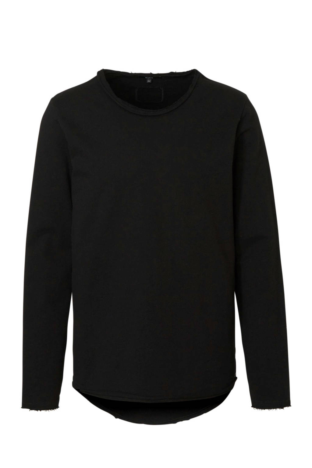 Tigha trui Milo zwart, Zwart