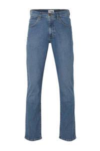 Wrangler straight fit jeans Arizona fuse blue, Fuse Blue