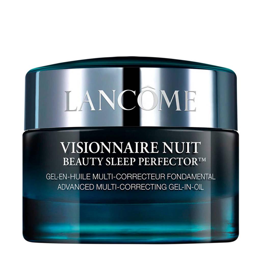 Lancome Visionnaire Advanced Multi-Correcting Rich Gel-in-Oil nachtcrème - 50 ml