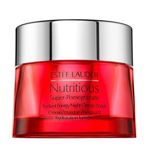 Super-Pomegranate Radiant Energy Moisture nachtcrème - 50 ml