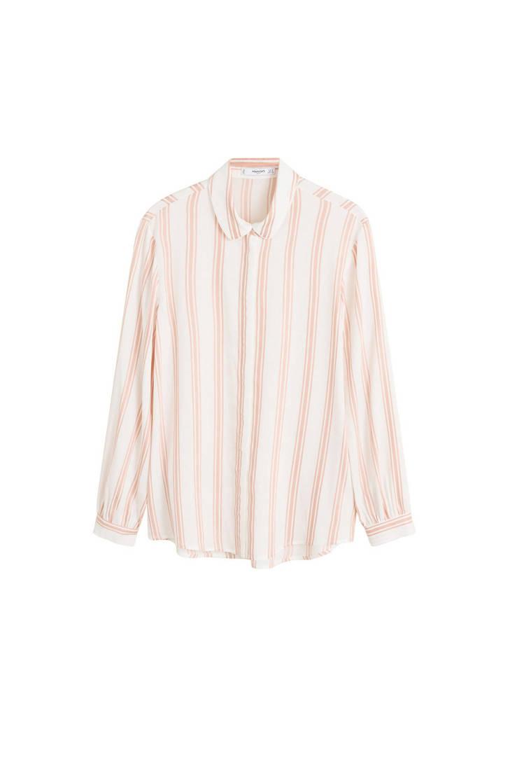 gestreepte blouse Mango gestreepte blouse Mango xqzSXSBn