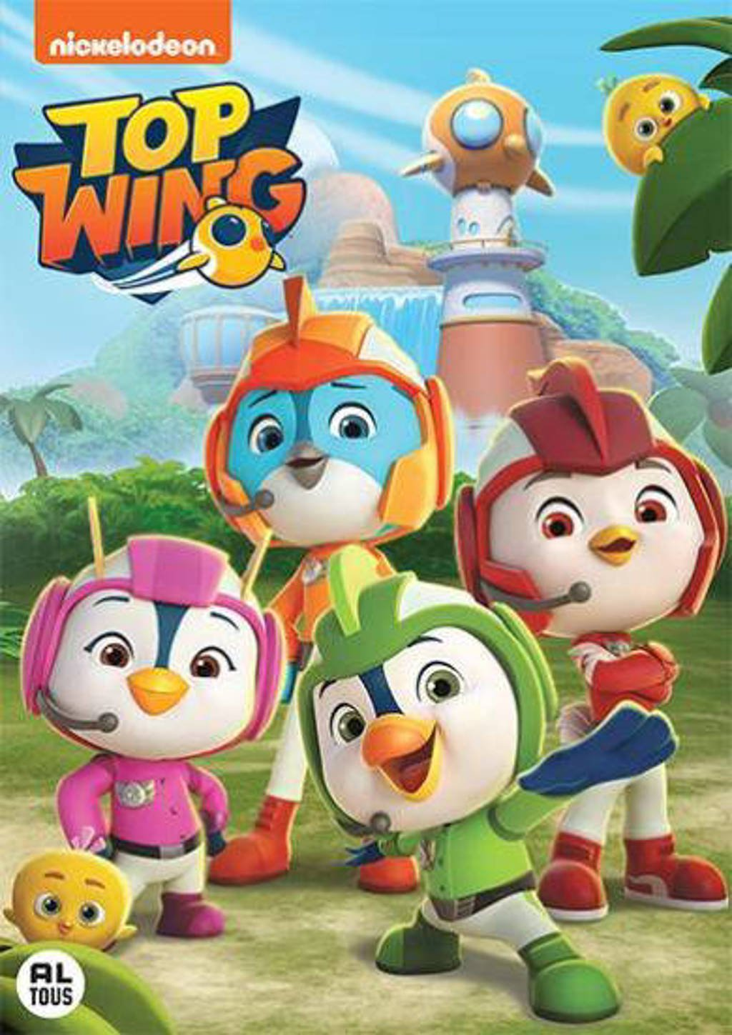 Top wing  (DVD)
