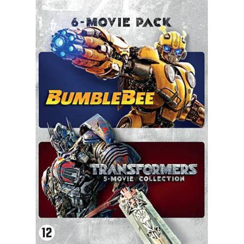 Transformers 1-5 - Bumblebee box (DVD) kopen