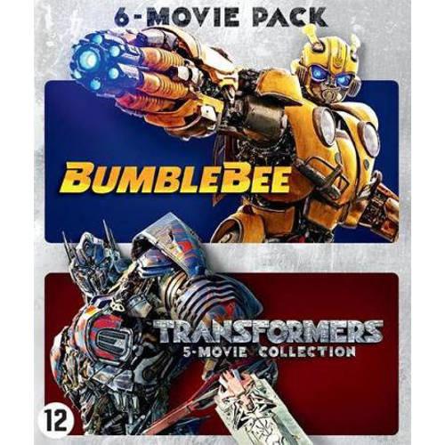 Transformers 1-5 - Bumblebee box (Blu-ray) kopen