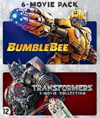 Transformers 1-5 - Bumblebee box (Blu-ray)