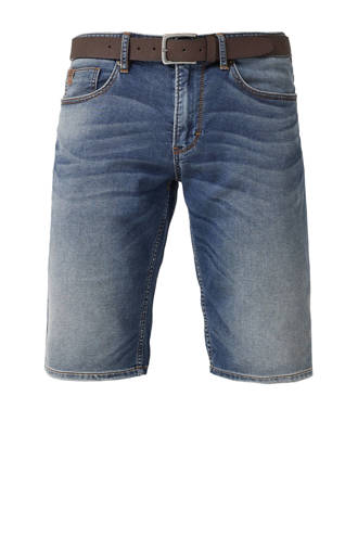 regular fit jeans short