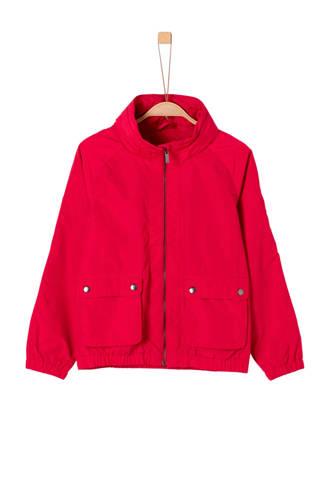zomerjas rood