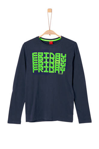 best choice latest discount super cute s.Oliver Kinder T-shirts bij wehkamp - Gratis bezorging ...
