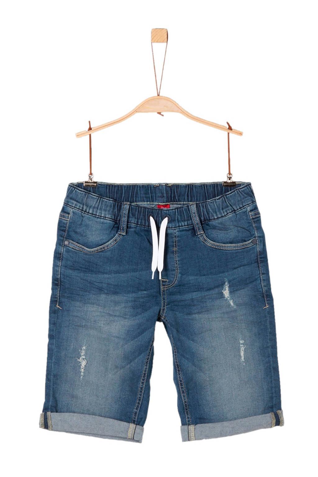 s.Oliver jeans bermuda, Stonewashed