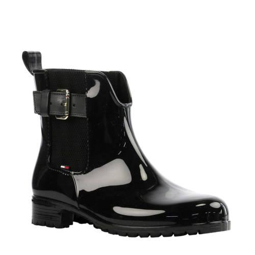 Tommy Hilfiger Oxley regenlaarzen zwart kopen