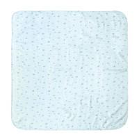 Luma hydrofiele doek XL 110x110 cm, Blauw