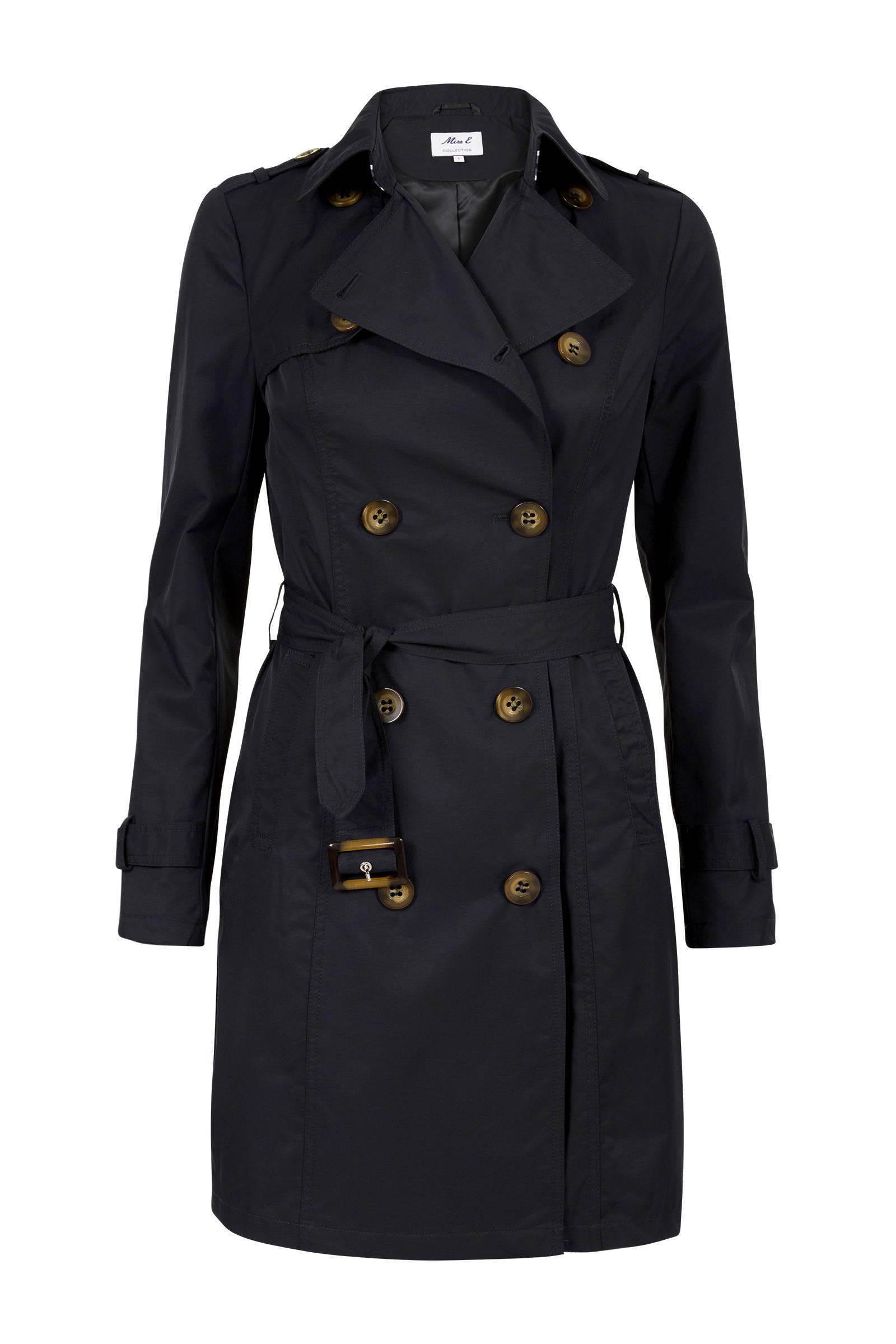 zwarte mantel dames