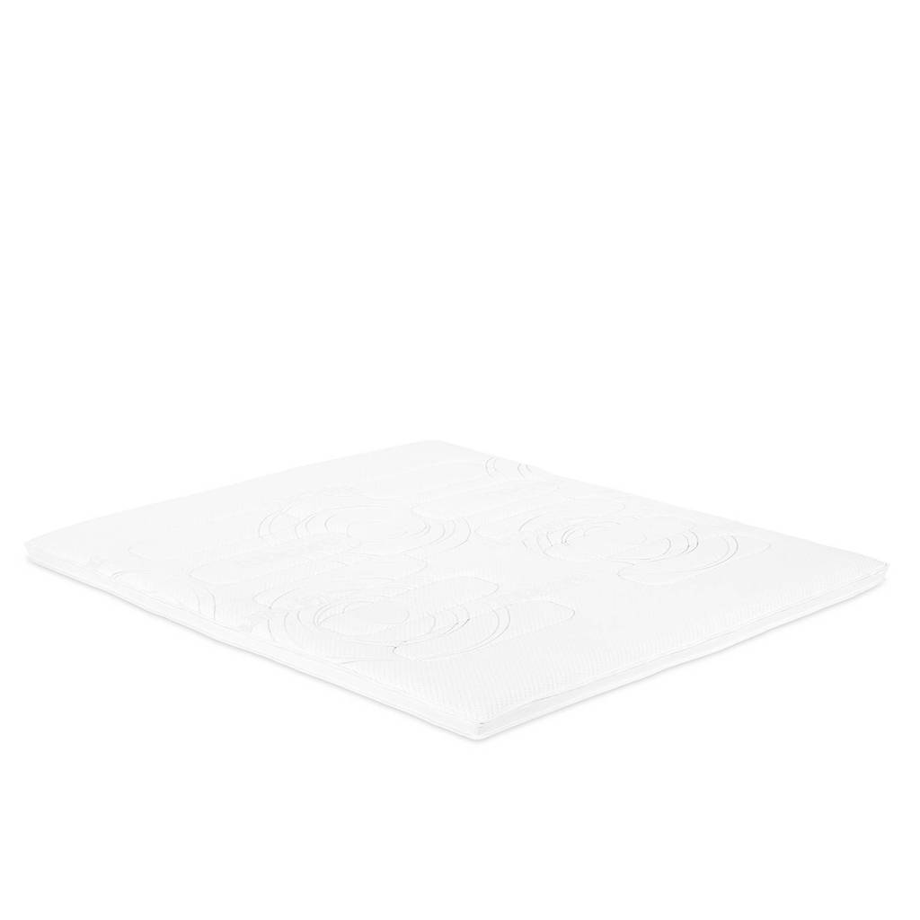Beddenreus topmatras Topcare Foam  (160x210 cm), Wit