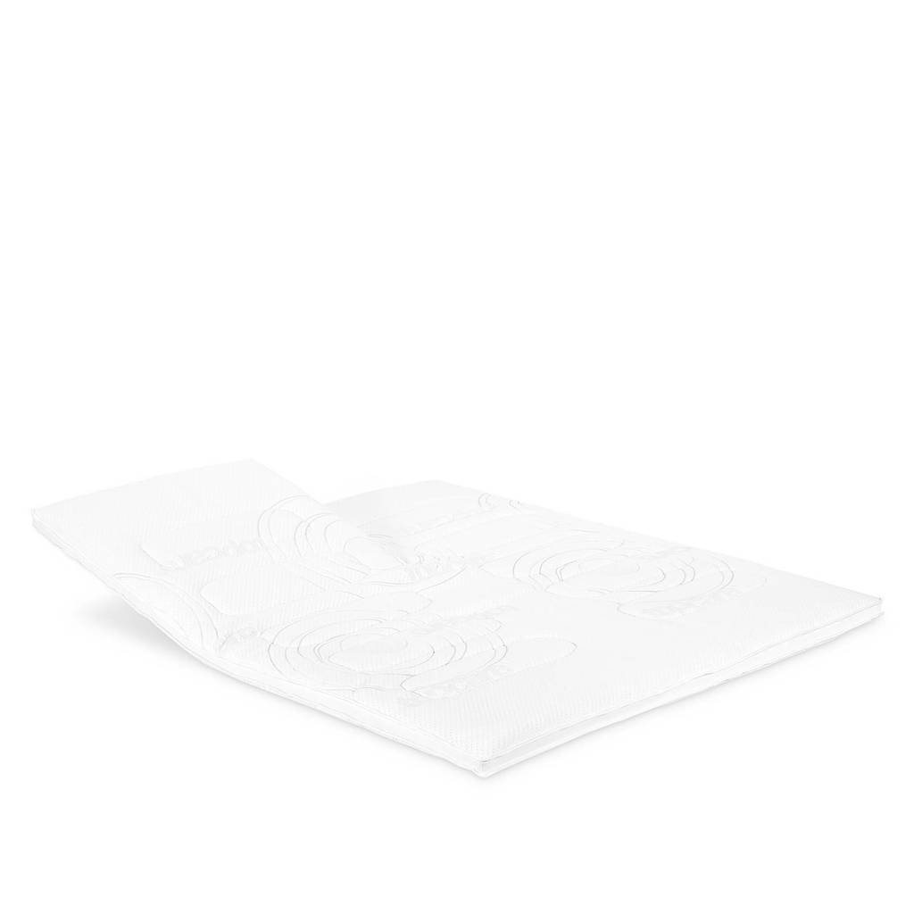 Beddenreus splittopmatras Topcare Visco, 160x210