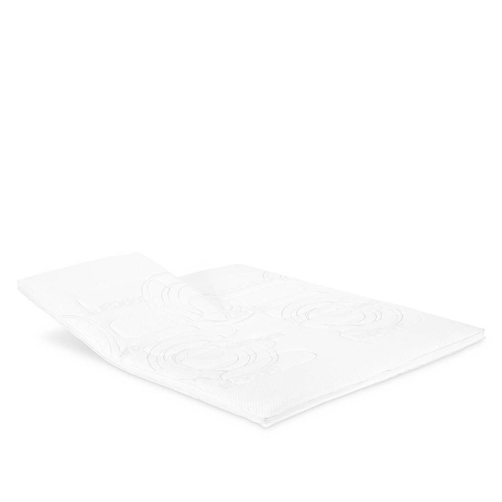 Beddenreus splittopmatras Topcare Latex, 180x220