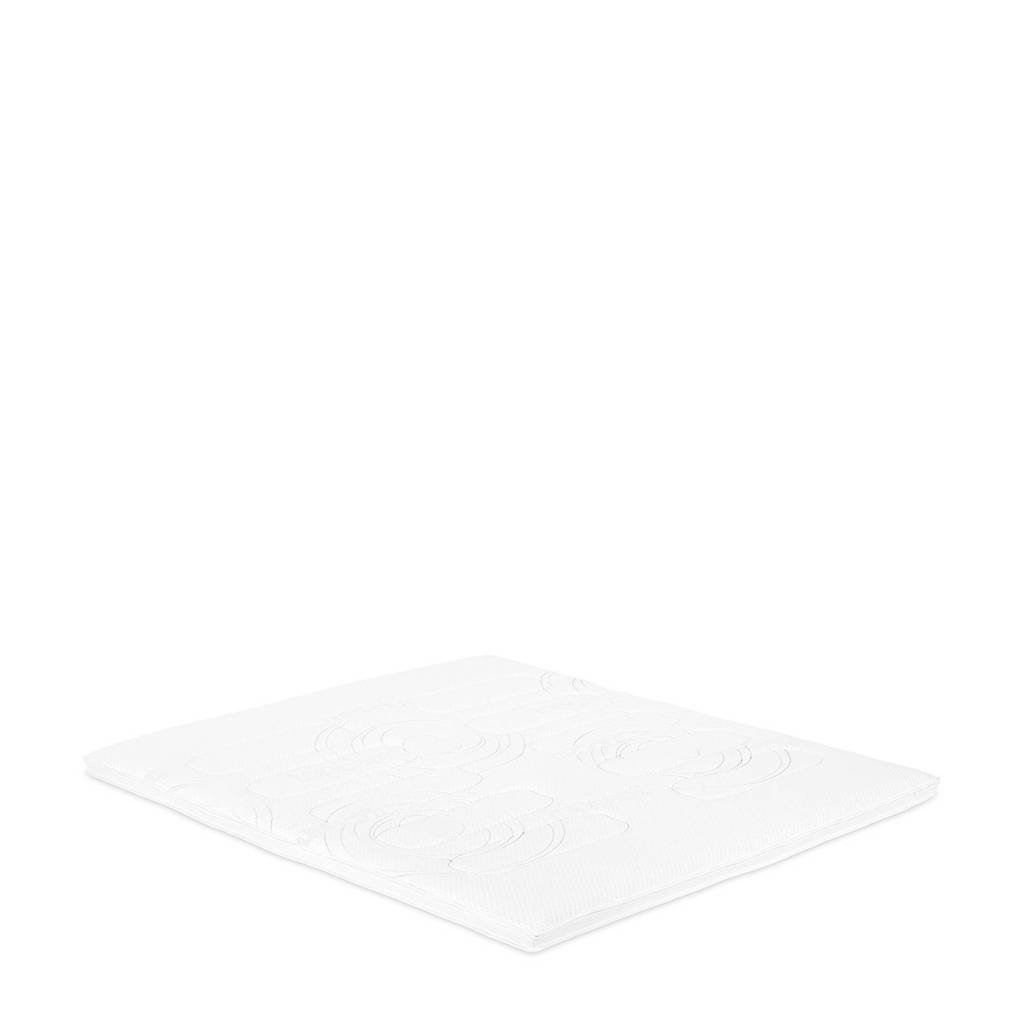 Beddenreus topmatras Topcare Latex  (120x200 cm), Wit