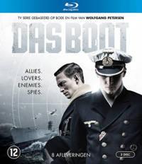 Das Boot - Seizoen 1 (Blu-ray)