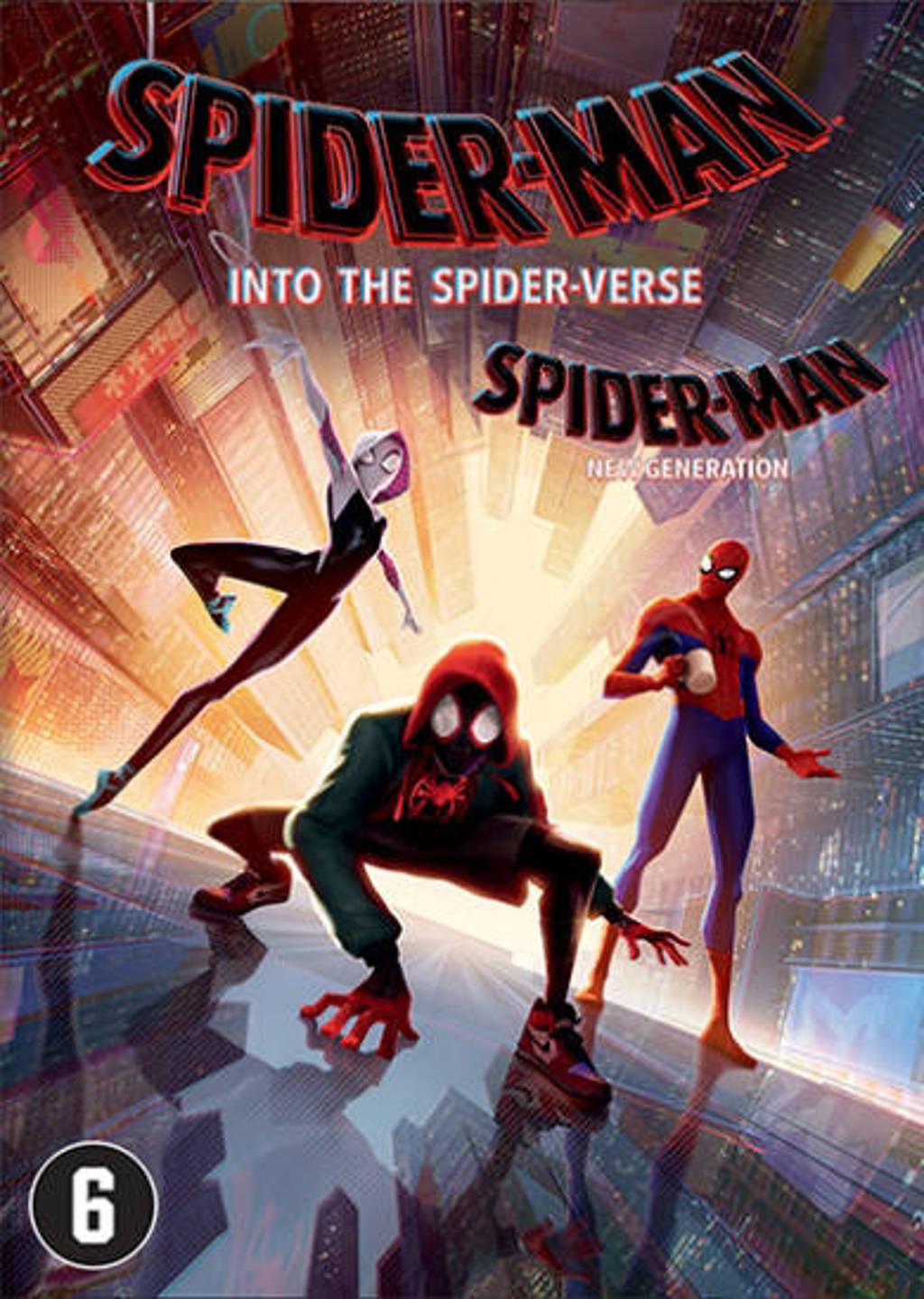 Spider - Man - Into The Spider - Verse  (DVD)