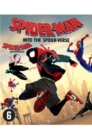 Spider-man - Into the spider-verse (Blu-ray)