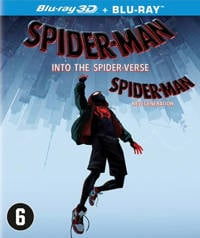 Spider-man - Into the spider-verse (3D) (Blu-ray)