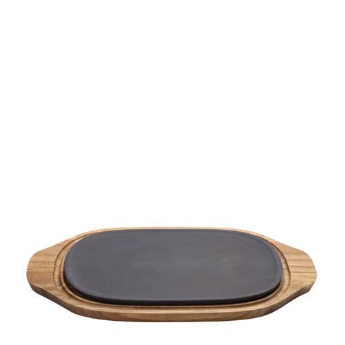 Villeroy & Boch BBQ Passion koel- en warmteplaat (21x31,5 cm) kopen
