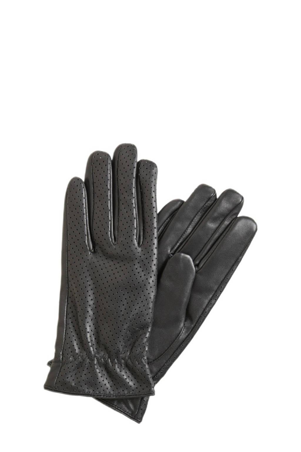 OBJECT handschoenen zwart, Zwart