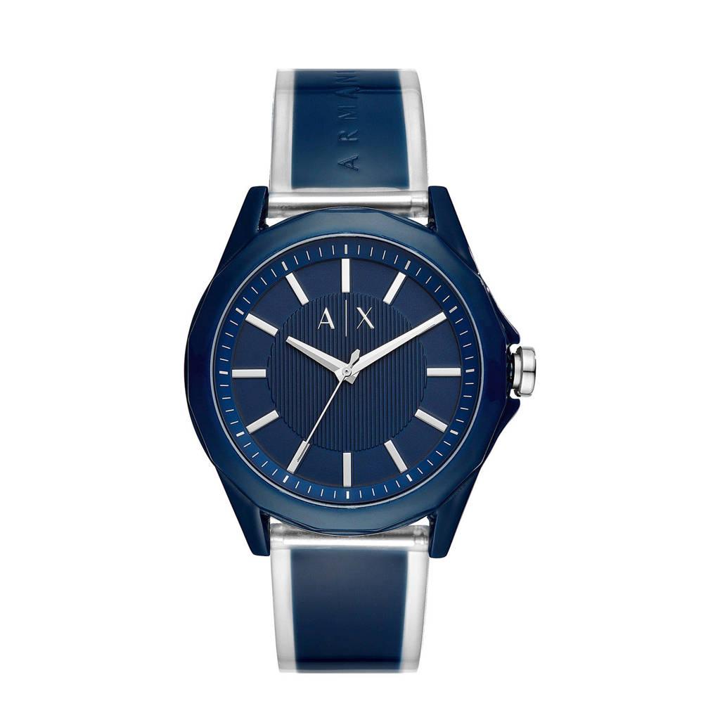 Armani Exchange Drexler Heren Horloge AX2631, Blauw