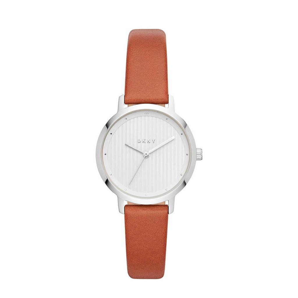 DKNY The Modernist Dames Horloge NY2676, Zilver