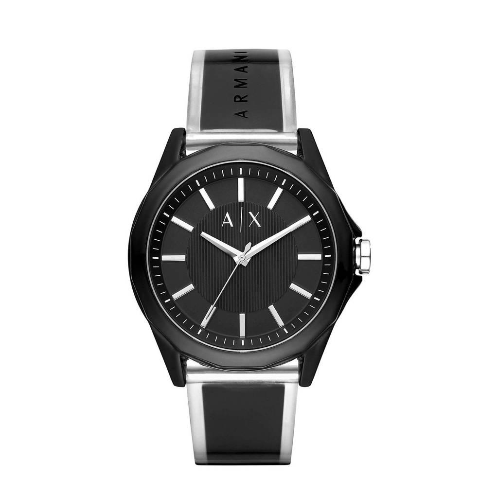 Armani Exchange Drexler Heren Horloge AX2629, Zwart