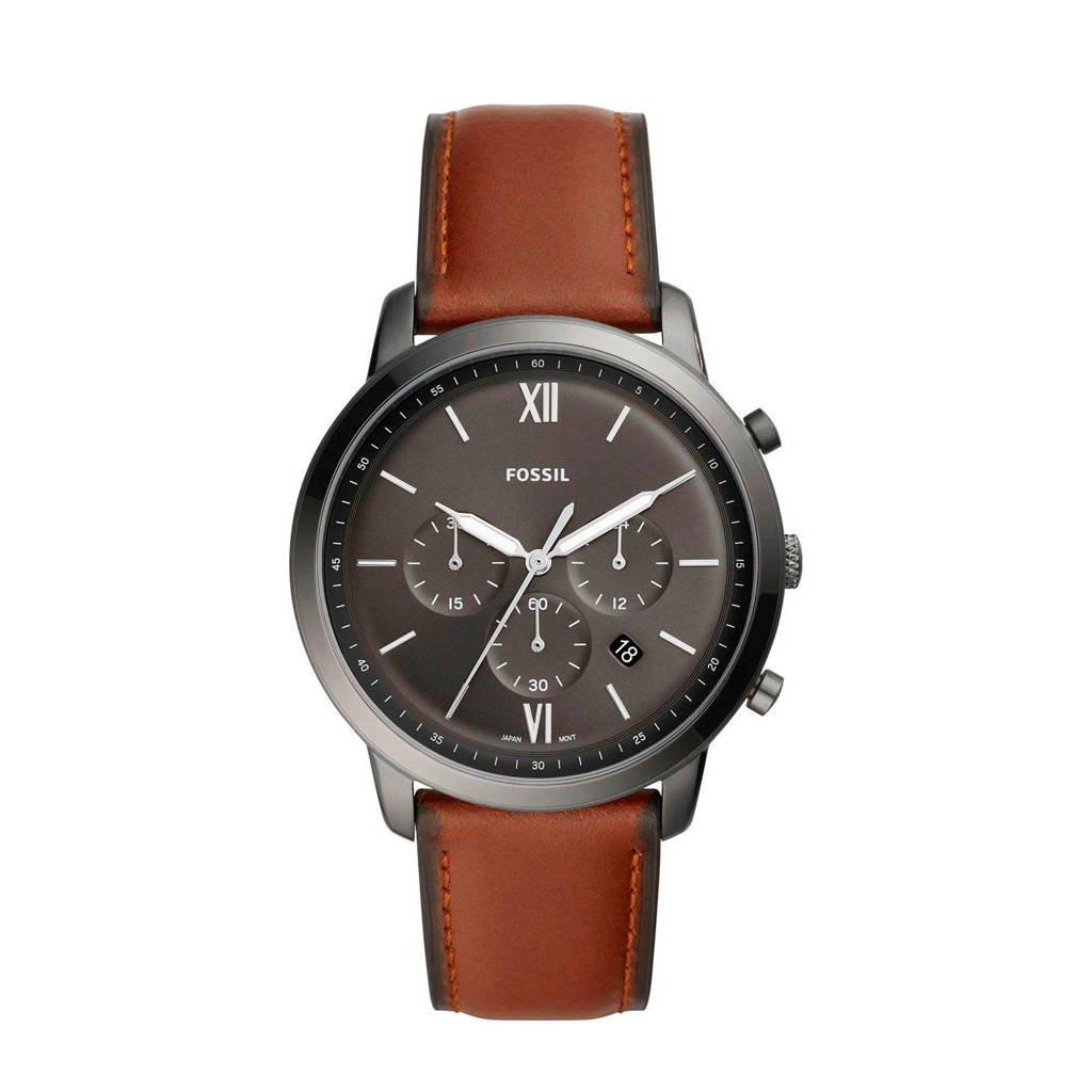 Fossil Neutra Chrono Heren Horloge FS5512, Grijs