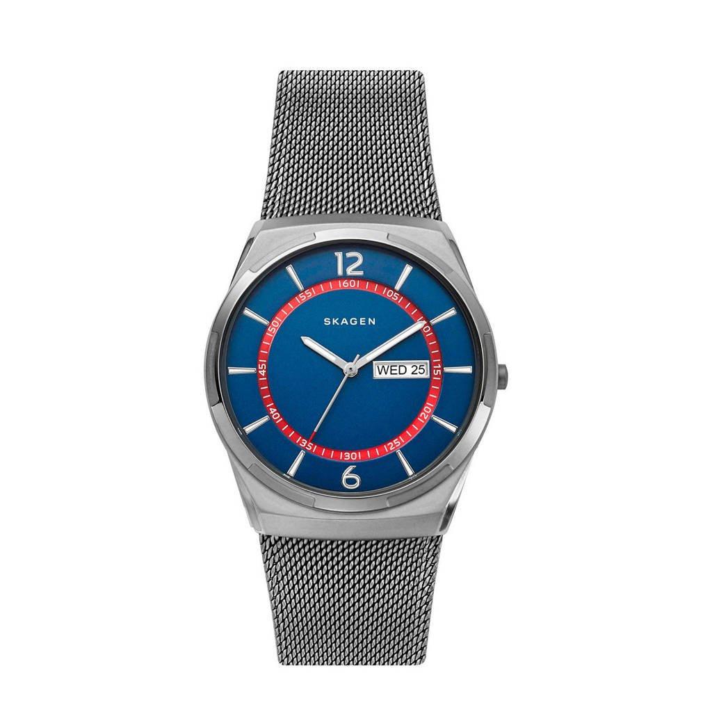 Skagen horloge SKW6503, Zilver