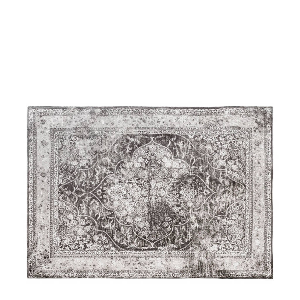 Riverdale vloerkleed Rufus  (230x160 cm), Grijs