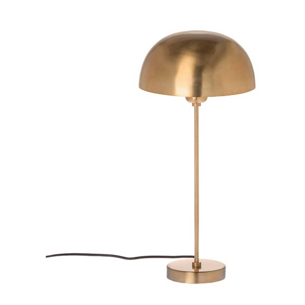 Riverdale tafellamp Bryce, Goudkleurig