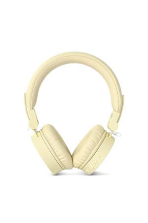 Caps Bluetooth on-ear koptelefoon (geel)