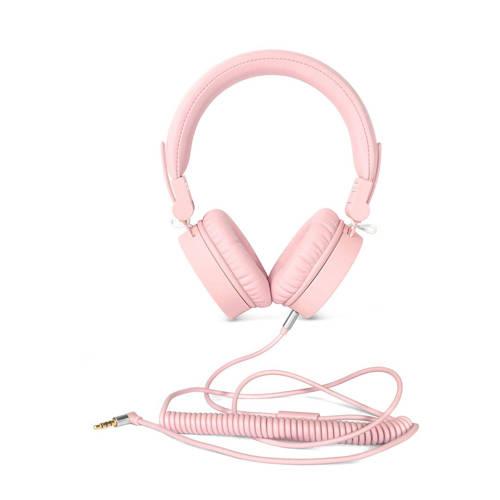 Fresh 'n Rebel Caps on-ear koptelefoon roze kopen
