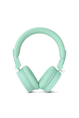 CAPS Bluetooth on-ear koptelefoon (mintgroen)